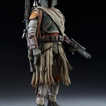 Boba Fett Mythos Figure Coming Next Summer from Sideshow