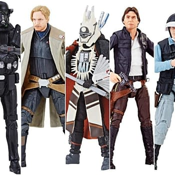 New Star Wars Black Series and Vintage Collection Figures on the Way
