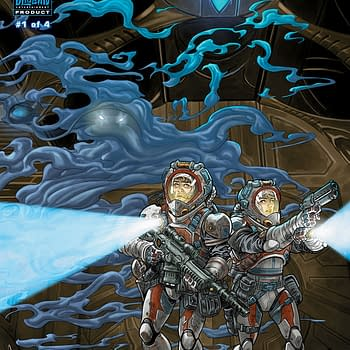 Starcraft: Scavengers #1 Review &#8211 Competent and Tightly Focused but Not Spectacular