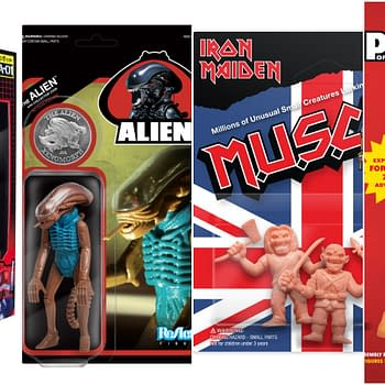 Super7 Brings Planet of the Apes Transformers Alien Exclusives to SDCC