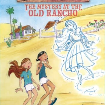 The Mystery at the Old Rancho: Kim Dwinell's Surfside Girls Returns for Sequel at Top Shelf