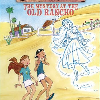 The Mystery at the Old Rancho: Kim Dwinells Surfside Girls Returns for Sequel at Top Shelf