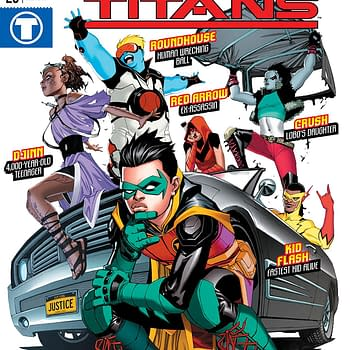 Teen Titans #20 Review: More Than Just the Edgy Titans
