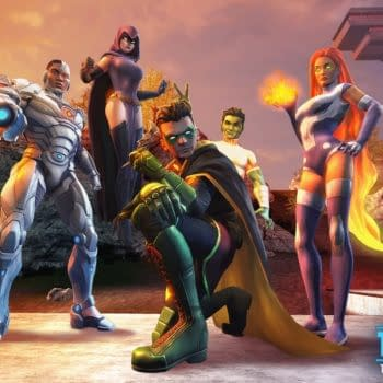 Daybreak Games Adds the Teen Titans to DC Universe Online