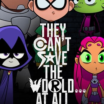 Teen Titans Go To the Movies More Successful Than Justice League After One Weekend