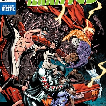 Terrifics #6 Review: The Least Terrific Issue so Far