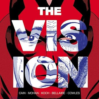 Chelsea Cain Marc Mohan and Aud Koch Create a Vision Mini-Series at Marvel in November