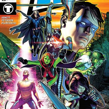 Titans #23 Review: A Mission Statement