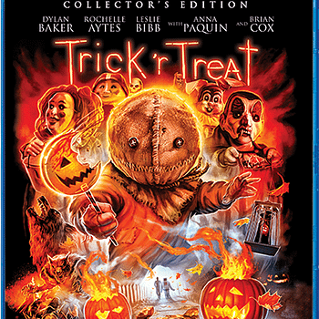 Trick r Treat Collectors Edition Blu-Ray Release from Scream Factory in October