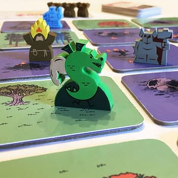 Trogdor The Board Game Receives Full Funding on Kickstarter