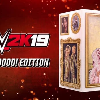 WWE 2K19 Receives a Wooooo Edition Featuring the Legendary Ric Flair