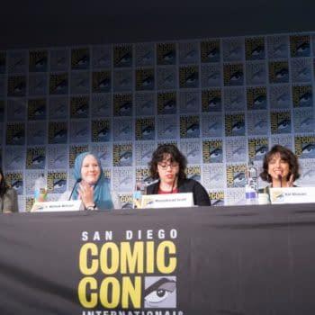 women of marvel sdcc 2018