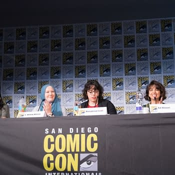Women of Marvel: BFHFs (Best Friend Heroes Forever) at SDCC