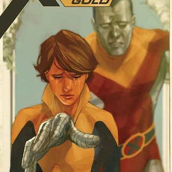 X-ual Healing: Days of Past Futures Presently in X-Men Gold #31