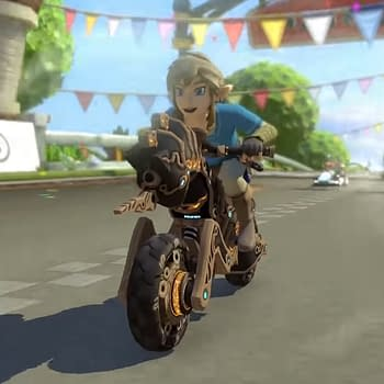 Nintendo Drops Free Breath of the Wild DLC in Mario Kart 8 Deluxe