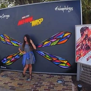 ant-man and the wasp disney springs