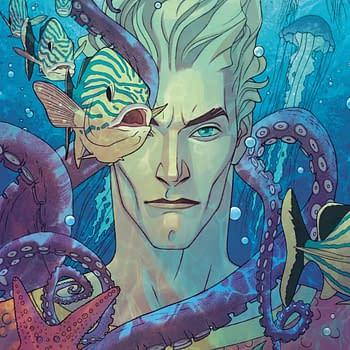 Looks Like Dan Abnett Will Stay on Aquaman Well Into 2019