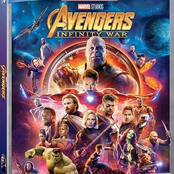 Avengers: Infinity War is Coming &#8211 Heres Whatll Be on the 4k/Blu-Ray