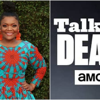 AMC Sets Walking Dead Superfan Yvette Nicole Brown as Interim Talking Dead Host