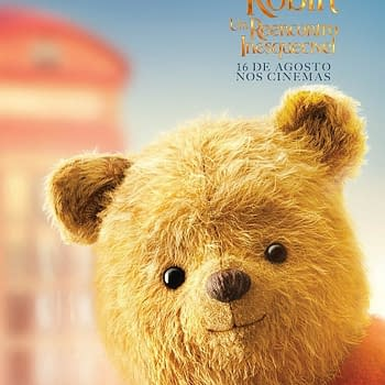 Character Posters for Christopher Robin Give Us a Close-Up Look at the Animals