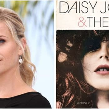 Daisy Jones &#038 The Six: Amazon Reese Witherspoons Hello Sunshine Team for 70s Rock Band Series