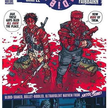 First Review of DieDieDie #1: What If Robert Kirkman Wrote a Millarworld Comic [Minor Spoilers]