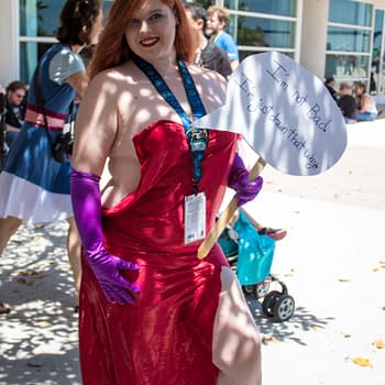 Coco, Atlantis, Buzz Lightyear and Who Framed Roger Rabbit Stand Out at SDCC Disney Gathering [Photos]