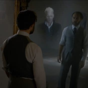 Let's Talk About Dumbledore Seeing Grindelwald in The Mirror of Erised
