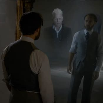 Lets Talk About Dumbledore Seeing Grindelwald in The Mirror of Erised