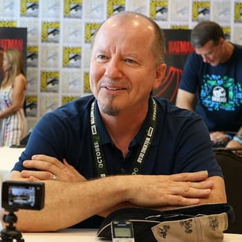 Eric Randomski Producer of Batman: The Animated Series on the Show and New Animation Tools [SDCC]