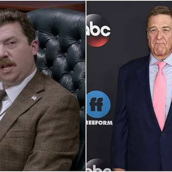 The Power of Danny McBride John Goodman Compels HBO to Order Televangelist Comedy Pilot