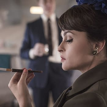 2 More The Crown Season 3 Images: Helena Bonham Carter and Ben Daniels