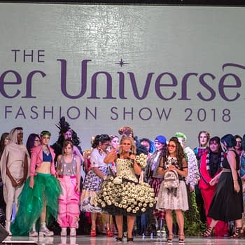 Her Universe Fashion Show SDCC18: A Stunning Night of Fashion Entertainment and Showmanship