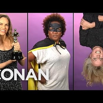 Conan OBrien Holds Auditions for Batgirl