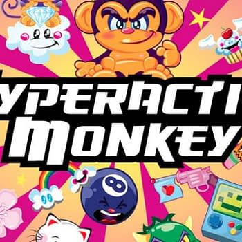 Hyperactive Monkey Offers Vibrant Delightful Merch at SDCC 2018