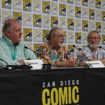 The Mark, Sergio, Stan, and Maybe Tom Show SDCC Panel