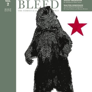 Comics-Inspired Travel Tales, Recipes, and More in Full Bleed Vol. 2 from IDW [SDCC]