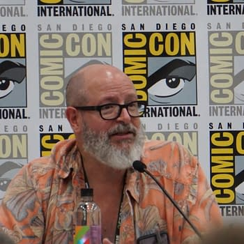 It Seems David Harbour Was Destined to Be Hellboy – Spotlight on Mike Mignola at SDCC