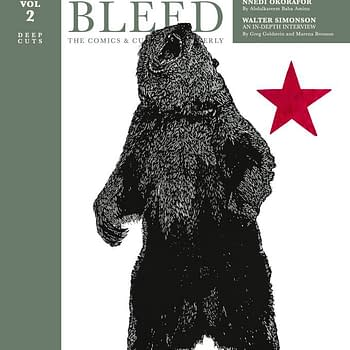 Comics-Inspired Travel Tales Recipes and More in Full Bleed Vol. 2 from IDW [SDCC]
