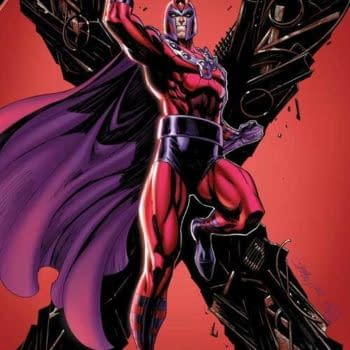 Chris Claremont Writes Magneto for X-Men Black Weekly One-Shots