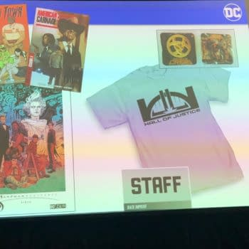 Border Town, American Carnage, and a Look at Batman: Damned for Retailers at the Diamond Lunch