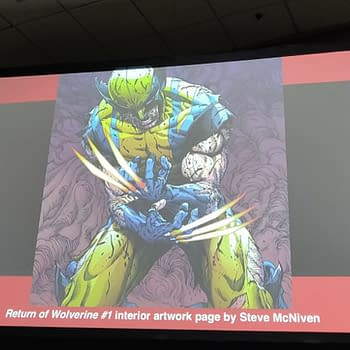 First Look at Steve McNivens Interior Artwork for Return of Wolverine #1