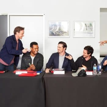 IT: chapter two table read