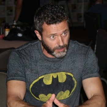 Jason O'Mara on How He Keeps His Batman Performance Genuine – SDCC Death of Superman Premiere