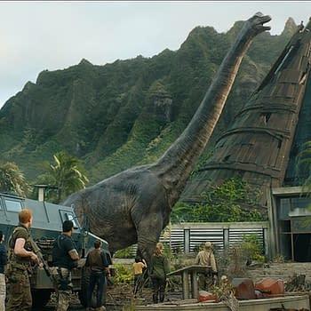 Jurassic World: Fallen Kingdom Joins the $1 Billion Box Office Club