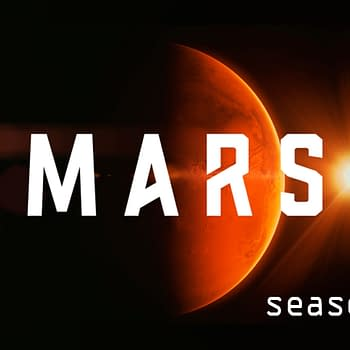 Trailer for Season 2 of NatGeos MARS Debuted at SDCC