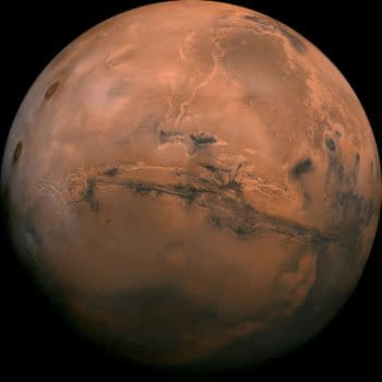 Possible Stable Body of Water Detected on Mars