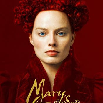 Margot Robbie Saoirse Ronan Official Mary Queen of Scots Posters