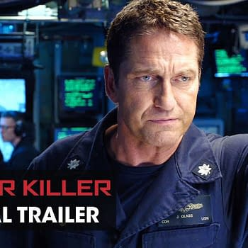 Gary Oldman Gerard Butler Star in Submarine Thriller Hunter Killer Trailer