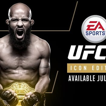Demetrious Johnson Named Headline Athlete for UFC 3 Icon Edition